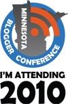 Logo: Minnesota Blogger Conference 2010